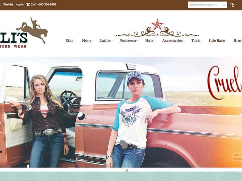 Eli's Western Wear: A small town business goes big in ecommerce